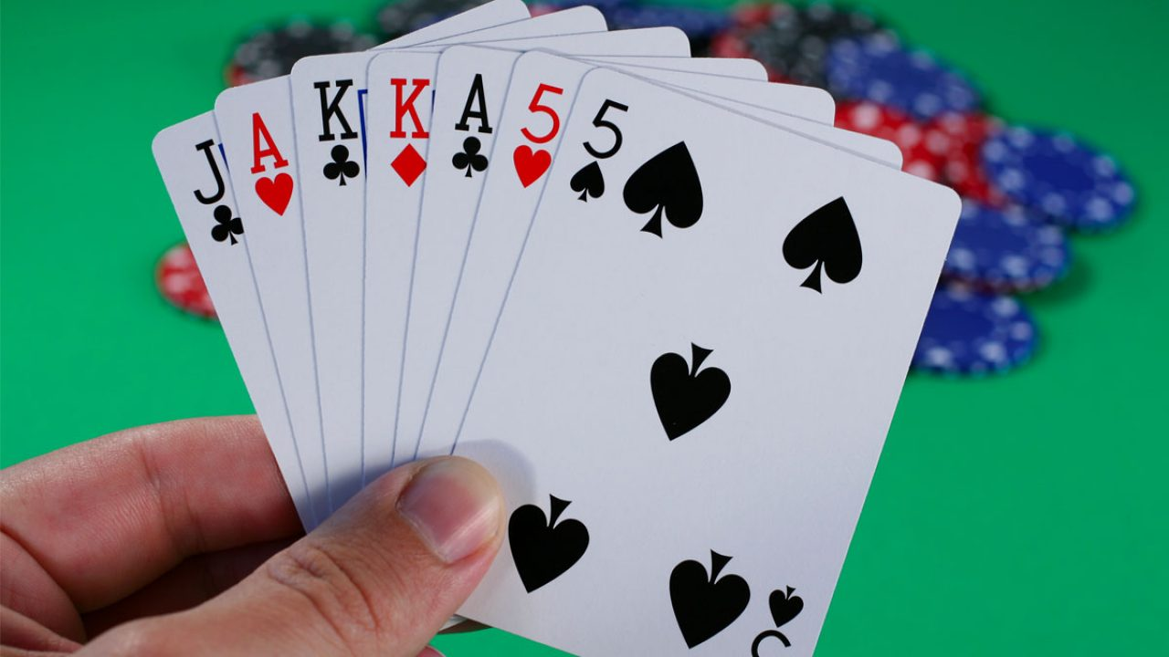 Stud à 7 cartes